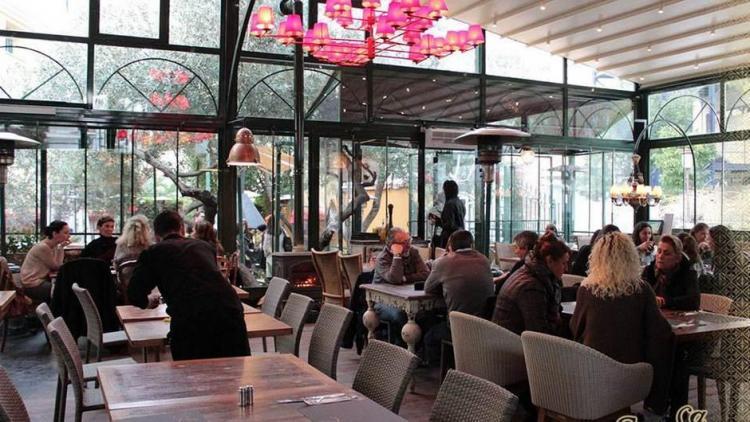 En romantik 10 restoran galerisi resim 6
