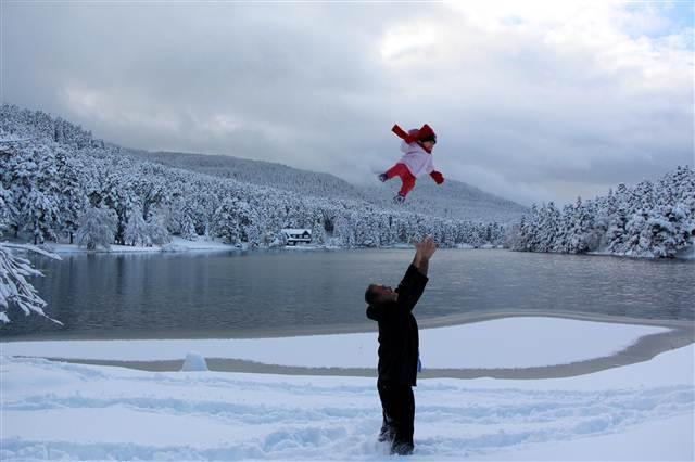 Yurttan kar manzaraları galerisi resim 11