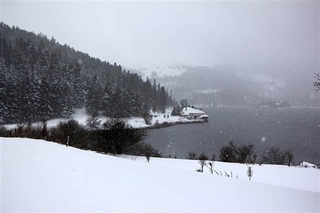 Yurttan kar manzaraları galerisi resim 4