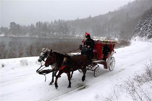 Yurttan kar manzaraları galerisi resim 5