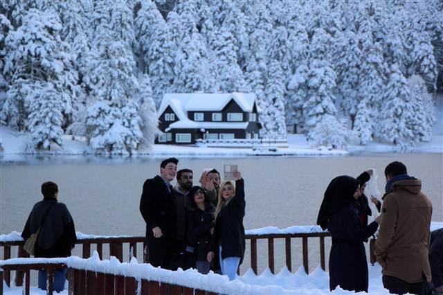 Yurttan kar manzaraları galerisi resim 6