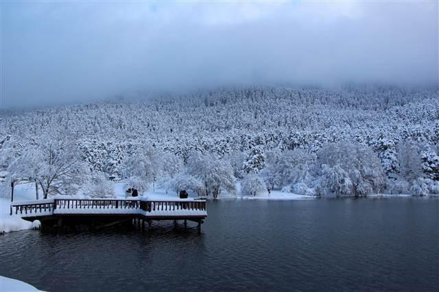 Yurttan kar manzaraları galerisi resim 8