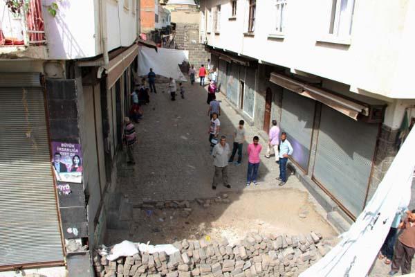 Diyarbakır savaş alanına döndü! galerisi resim 10