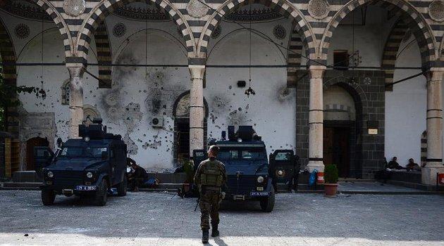 Diyarbakır savaş alanına döndü! galerisi resim 24