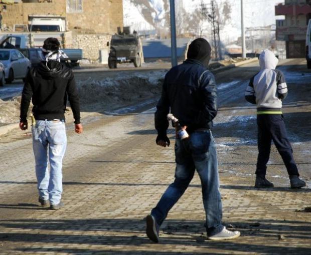 Diyarbakır savaş alanına döndü! galerisi resim 25
