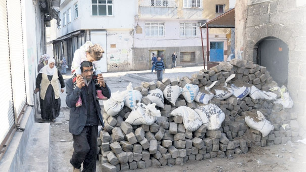 Diyarbakır savaş alanına döndü! galerisi resim 26