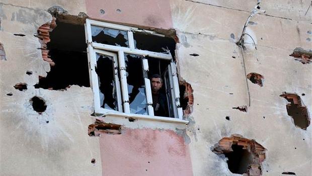 Diyarbakır savaş alanına döndü! galerisi resim 5