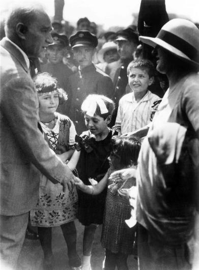 Atatürk'ün İlk Kez Ortaya Çıkan Fotoğrafları! galerisi resim 11