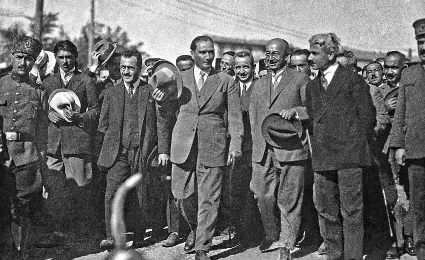 Atatürk'ün İlk Kez Ortaya Çıkan Fotoğrafları! galerisi resim 18
