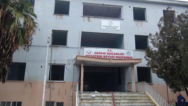 Teröristler devlet hastanesini yaktı galerisi resim 14