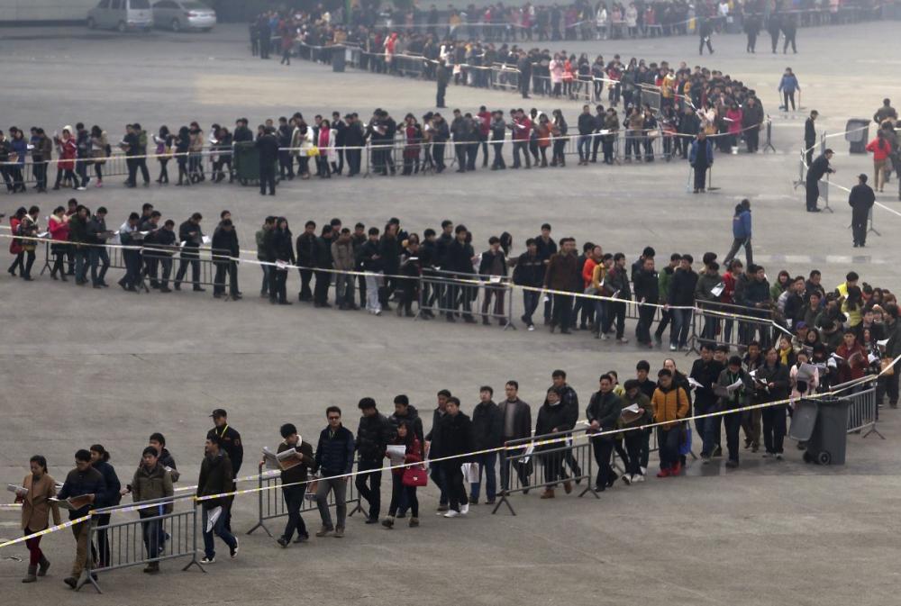 Çin'in önlenemez nüfus artışının 20 kanıtı galerisi resim 8
