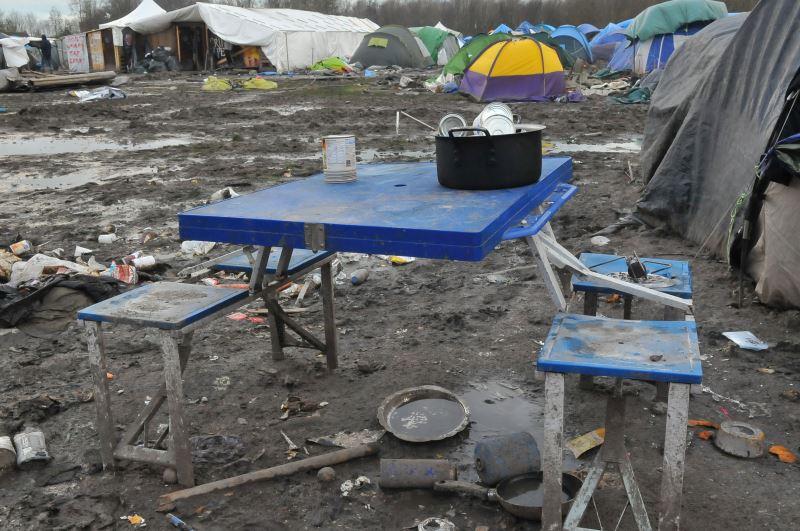 İnsanlığın 'çamura' battığı yer... galerisi resim 10