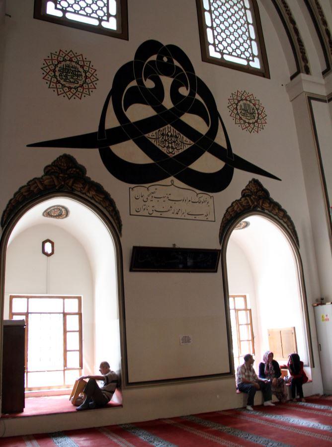 Ulu Camii'ndeki 'vav'ların sırrı galerisi resim 11