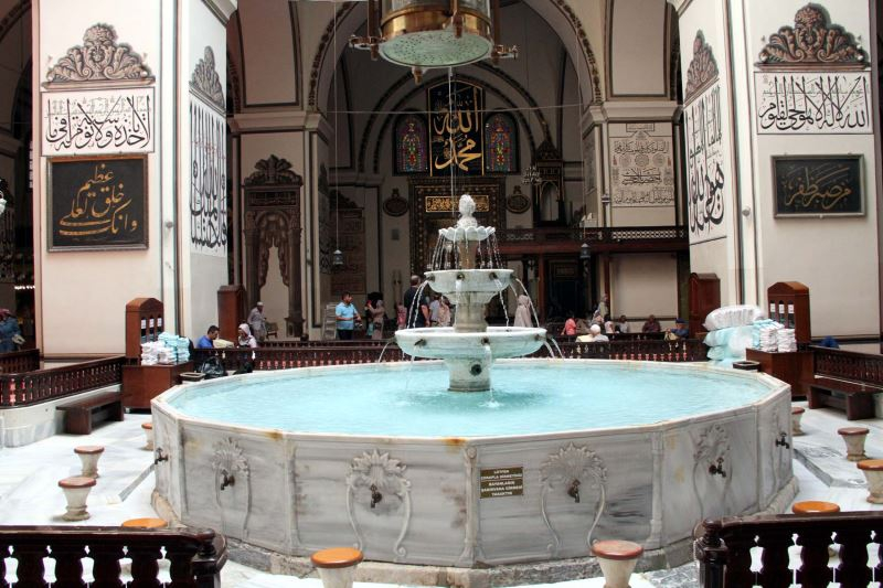 Ulu Camii'ndeki 'vav'ların sırrı galerisi resim 2