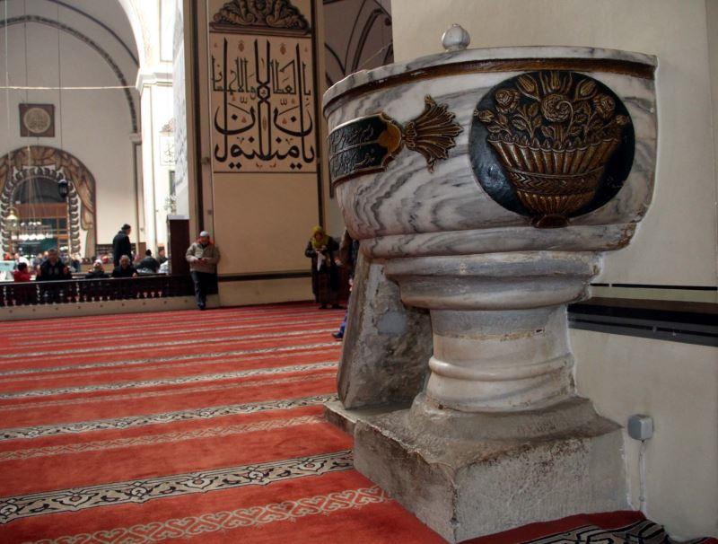 Ulu Camii'ndeki 'vav'ların sırrı galerisi resim 5