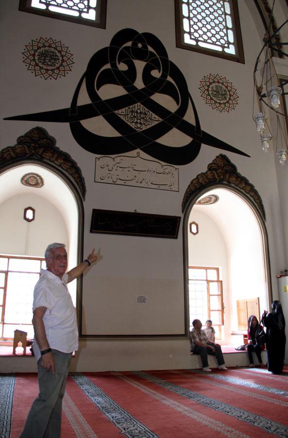Ulu Camii'ndeki 'vav'ların sırrı galerisi resim 6
