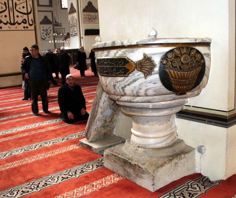 Ulu Camii'ndeki 'vav'ların sırrı galerisi resim 8