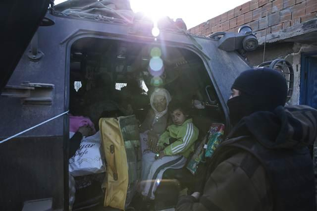 Cizre'deki operasyondan çarpıcı kareler galerisi resim 19