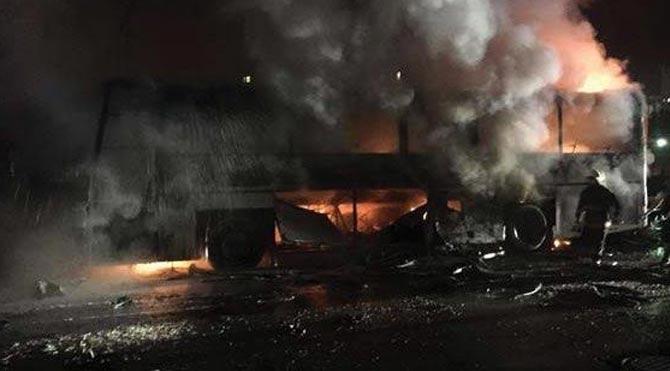 Askeri servise bomba: 28 ölü 61 yaralı galerisi resim 1