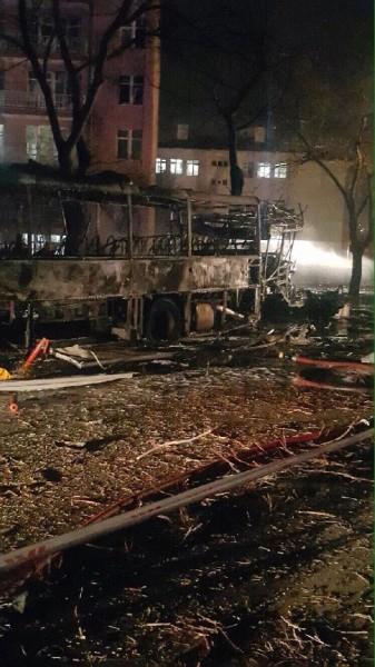 Askeri servise bomba: 28 ölü 61 yaralı galerisi resim 14