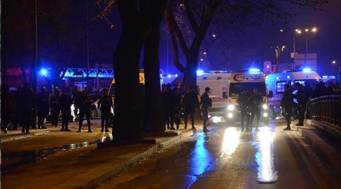 Askeri servise bomba: 28 ölü 61 yaralı galerisi resim 6