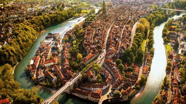 Dünyanın en mutlu şehirleri galerisi resim 6