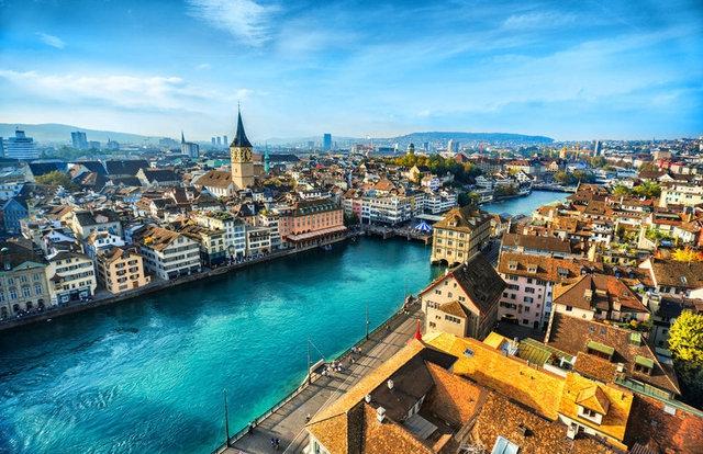 Dünyanın en mutlu şehirleri galerisi resim 7