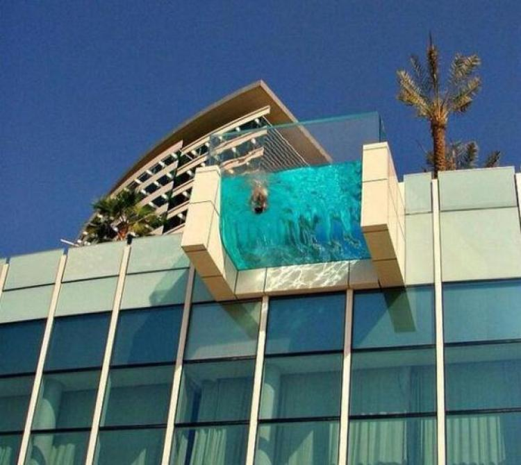 Dünyanın En Güzel Yüzme Havuzları galerisi resim 1
