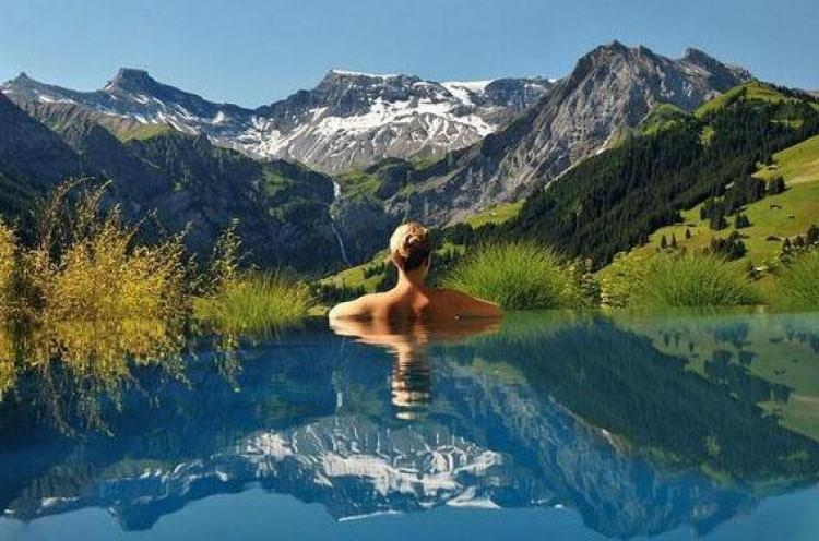 Dünyanın En Güzel Yüzme Havuzları galerisi resim 12