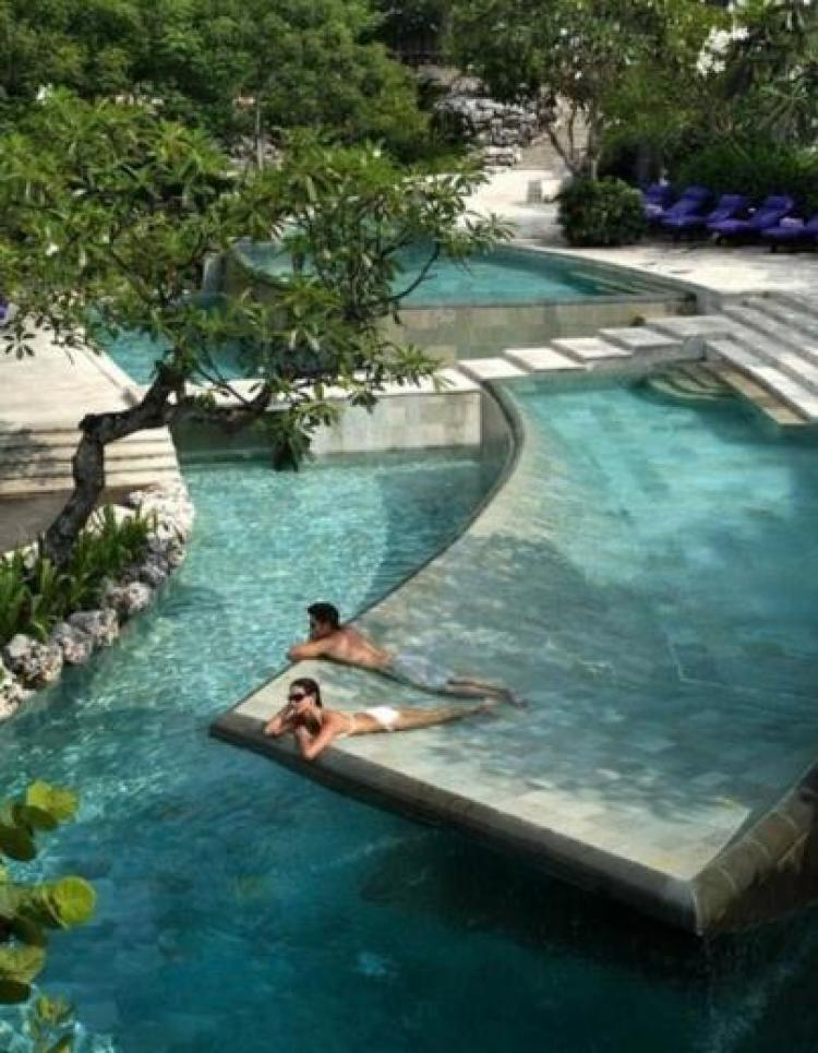 Dünyanın En Güzel Yüzme Havuzları galerisi resim 8