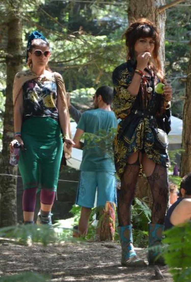 Uludağ'da hippi festivali galerisi resim 1