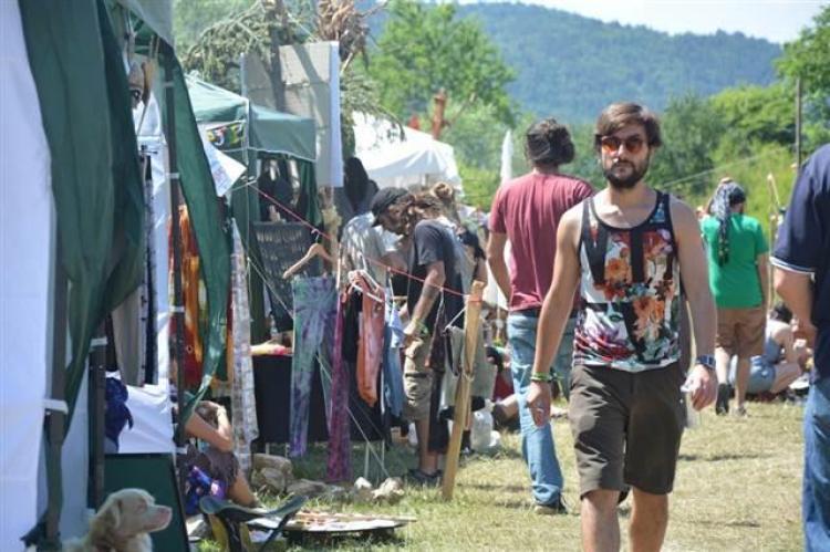 Uludağ'da hippi festivali galerisi resim 5