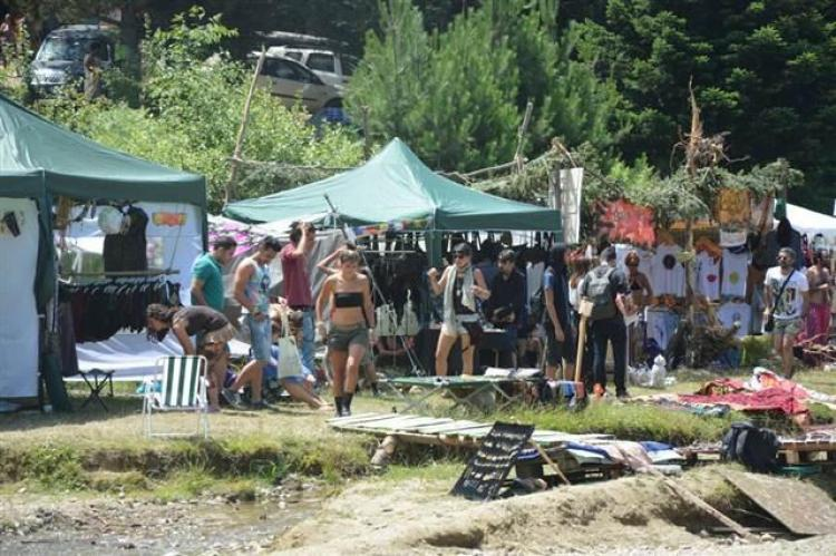 Uludağ'da hippi festivali galerisi resim 9