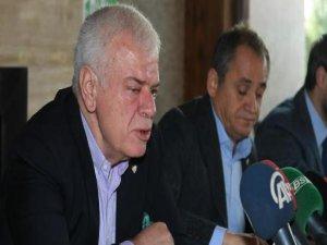 Bursaspor yönetiminden sert tepki