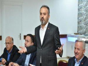 'Bursa ezber bozan bir şehir'
