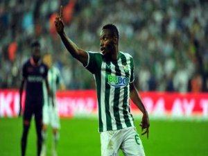 Bursaspor'da Sakho şoku yaşanıyor