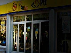Hırsızlar bu sefer PTT acentesini hedef aldı!