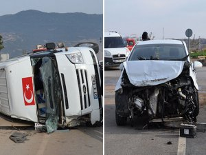 Feci kaza:16 yaralı!