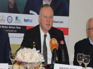 Bursa'da 2 fuar kapılarını açacak