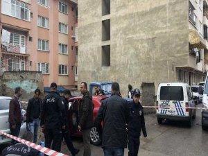 Bursa'da otomobilde infaz!