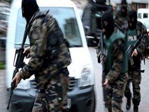 Bursa'da terör örgütüne darbe