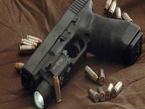 Suikast silahı ele geçirildi!