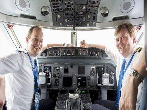Yolcuların unutamayacağı uçuş