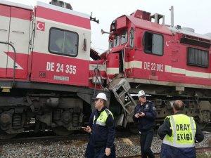 Tren kazası!