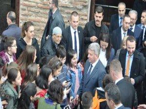 Makedonya Cumhurbaşkanı'ndan Bursa'ya ziyaret