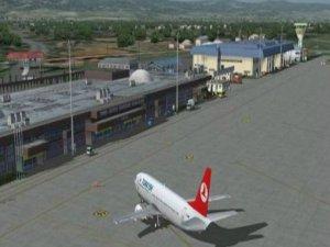 İniş yapamayan uçaklar Bursa'ya yönlendirildi!
