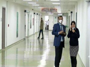 Hastanede asit paniği!