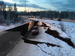 Korkunç deprem!