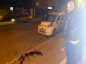 Yaşlı adam kazadan sağ çıkamadı!