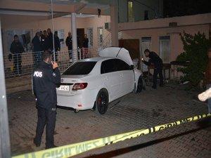 Otomobile EYP'li saldırı!